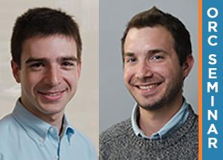 Miles Lubin and Joseph Huchett