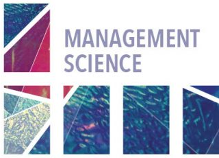 Management Science's 65th Anniversary